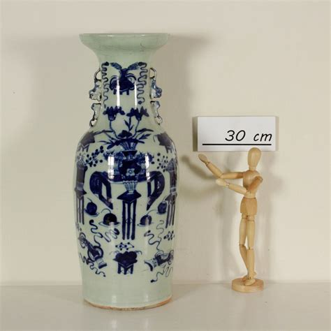 vaso porcellana vaso in porcellana ceramiche antiquariato