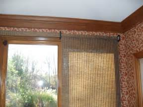 Patio Door Roller Blinds Louisville Blinds And Drapery Patio Doors With Roller Shades