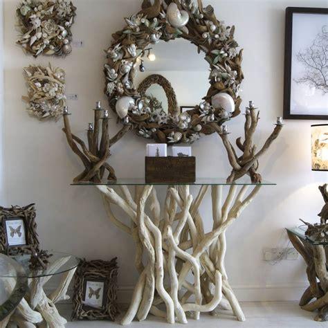 Dining Table Vase Driftwood Console Table By Karen Miller Doris Brixham