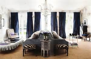 zebra ottoman french living room windsor smith home
