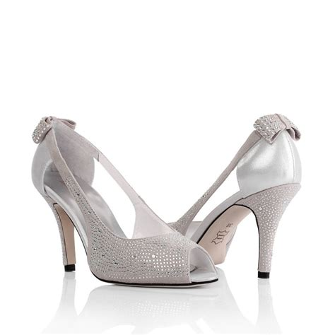 grey bridal shoes 20 glamorous bridal wedding shoes for the to be