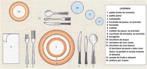 come si posizionano le posate a tavola la cucina di esme galateo
