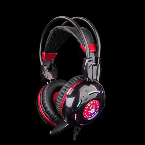 Diskon Bloody Gaming Headset G300 aud 237 fonos gamer g300 bloody microplay