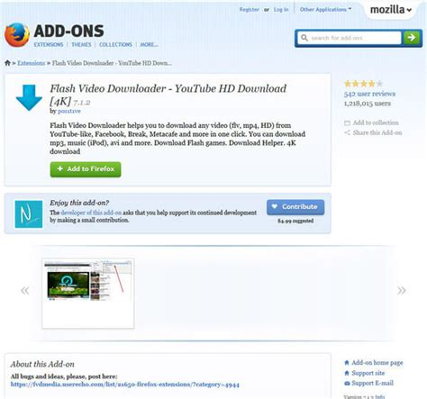 download youtube addon firefox how to download flash videos with flash video downloaders