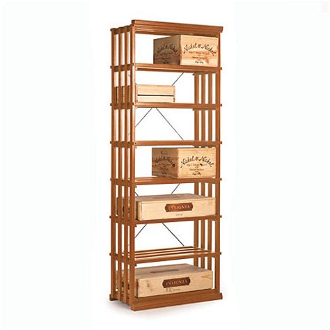N Finity Wine Rack by N Finity Wine Rack Kit Rectangular Bin Wine Enthusiast