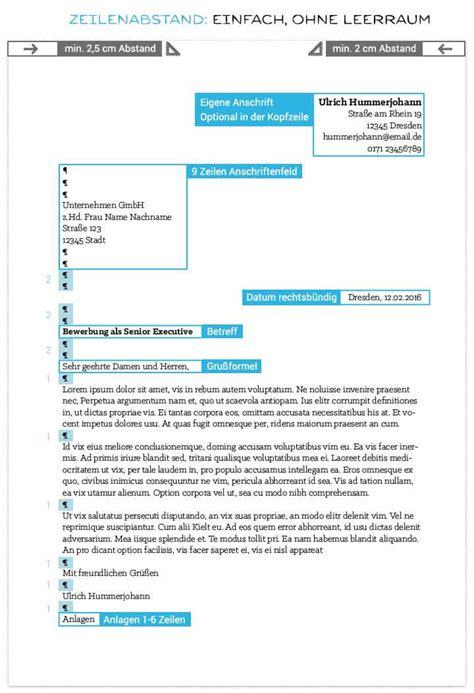 Berwerbung Anschreiben Anlagen bewerben nach din 5008 tipps f 252 r bewerbung lebenslauf