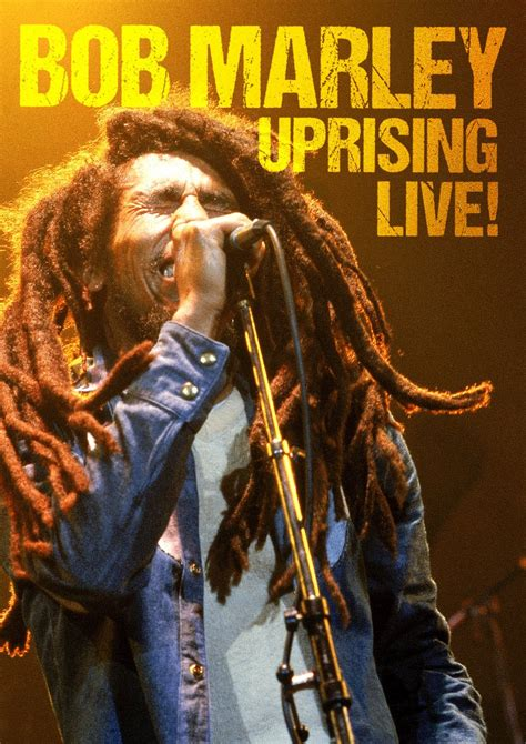 bob marley biography dvd uprising live concert dvd cd to be released next month