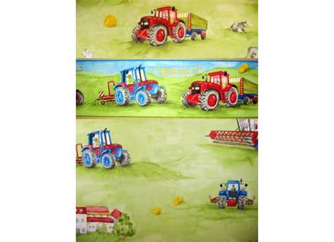 Kinderzimmer Gestalten Traktor by Bord 252 Re Borte Bauernhof Traktor M 228 Hdrescher Jungenzimmer
