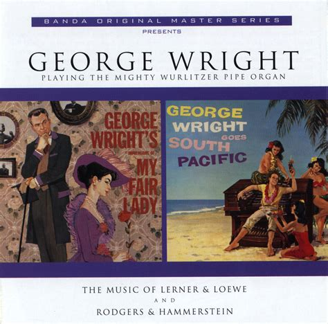 the genius of george wright books my fair south pacific 0014