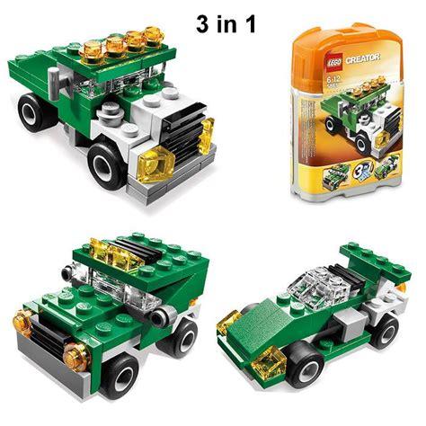 Lego 5865 Mini Dumper lego 5865 creator mini dumper 5865 5702014600621 ebay