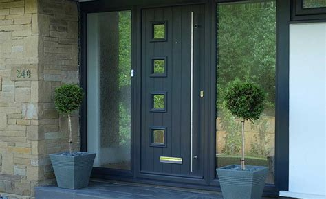 Contemporary Composite Front Door How To Choose A New Front Door Real Homes