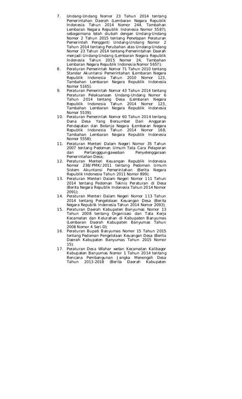 undang undang nomor 23 tahun 2014 tentang pemerintahan