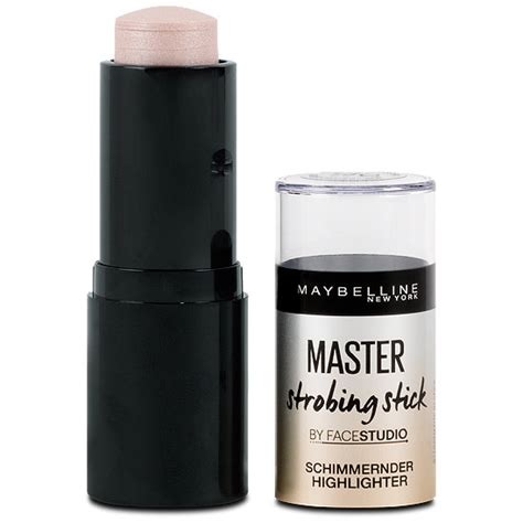 Maybelline Highlighter Stick maybelline master strobing stick schimmernder highlighter
