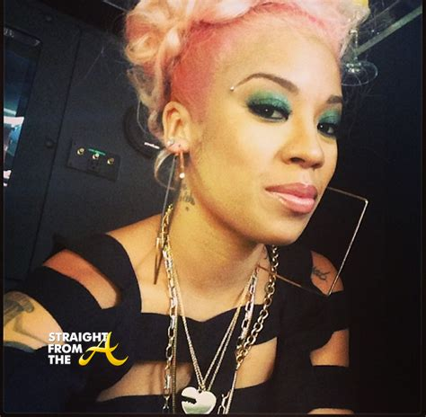 keyshia cole new tattoo keyshia cole 6