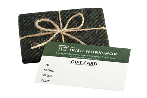 gifts ireland 150 gift card the workshop