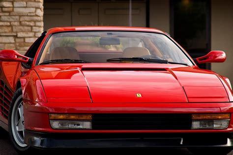 classic ferrari testarossa how to invest in a classic car ferrari testarossa