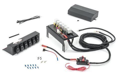 jeep tj rocker switch wiring repair wiring scheme