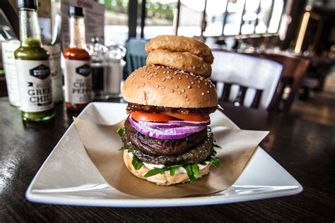 Handmade Burger Company - handmade burger co reading bookatable
