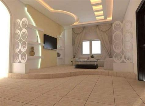 decorazioni pareti soggiorno parete attrezzata in cartongesso per soggiorno parete