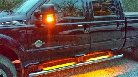 led running board lights for trucks running board and bar led light repair only kit crew