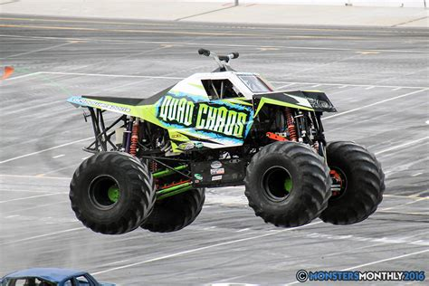 bigfoot 5 crushing monster trucks image 18 monsters monthly thompson monster truck