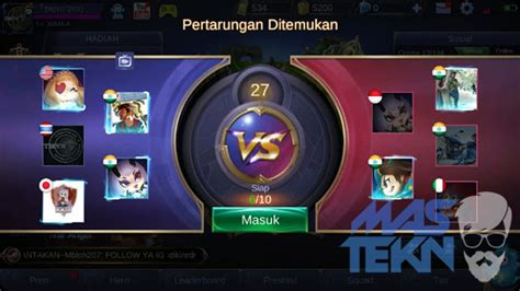 tutorial bermain mobile legend cara bermain mobile legends server india jepang dengan vpn