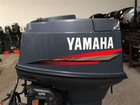 buitenboordmotor yamaha 40 pk yamaha 40 pk autolube kortstaart elektrstart afstbed