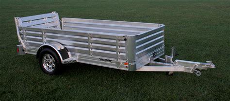 Aluminum Utility Trailer Bi Fold R Hillsboro