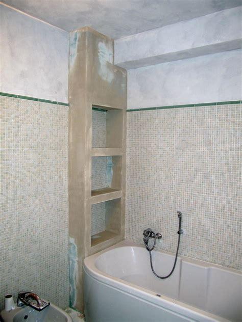 parete attrezzata bagno foto parete attrezzata per bagno di naviganda s n c