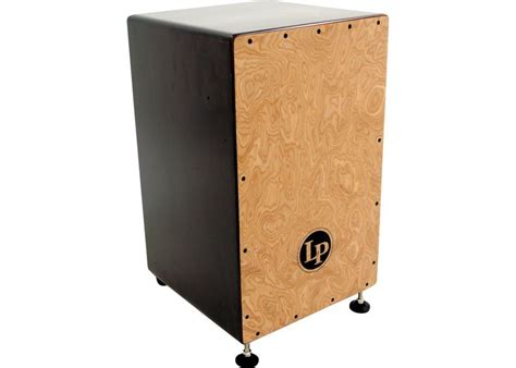 cajon percusion percussion lp1432 cajon
