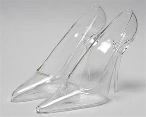 glass slipper from cinderella maison martin margiela glass slippers cool