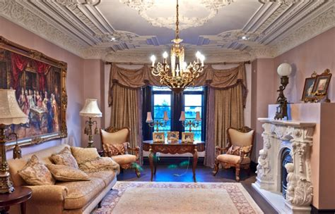 exceptional Victorian Style Living Room #4: Ancient-Living-Room-Design.jpg