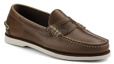 maine loafers made in maine a o loafer by sperry top sider