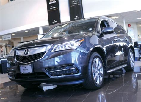 2014 Acura Mdx Reviews by Review 2014 Acura Mdx