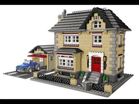 home creator lego creator house 4954 youtube