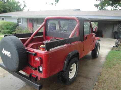 amc jeep scrambler 1984 amc jeep cj8 cj 8 scrambler project
