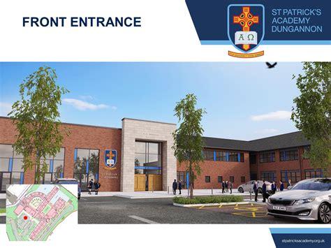 new school building 2018 st s academy dungannon