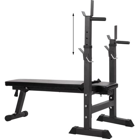 multi weight bench multi level fitness weight bench 330lbs foldable buy
