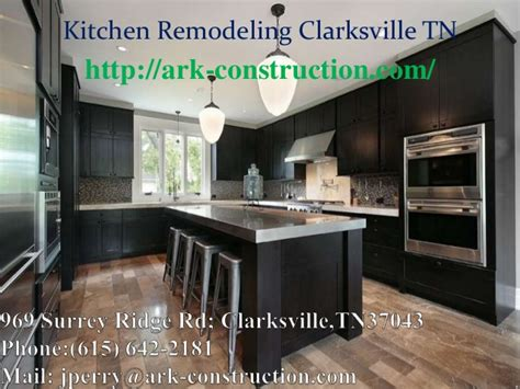 kitchen remodeling clarksville tn
