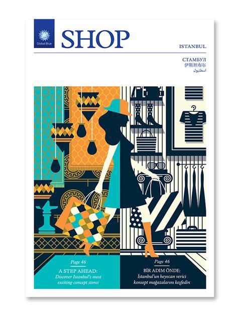 design magazine shop shop magazine matt chase design illustration