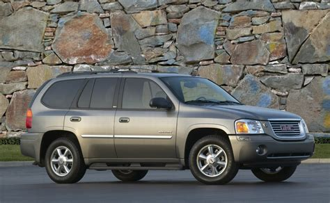 2007 gmc suv models 2007 gmc envoy pictures history value research news