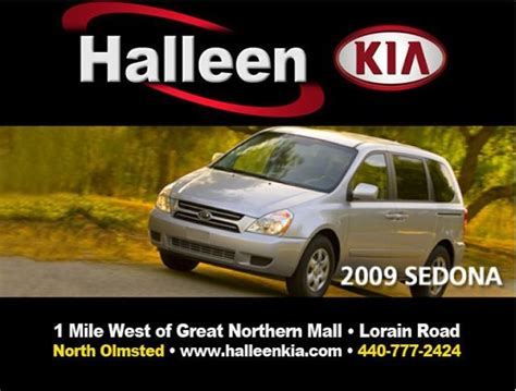 Halleen Kia Halleen Kia In Olmsted Oh 44070 Cleveland