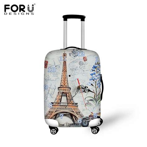 Luggage Cover Elastic 20 18 22 aliexpress buy elastic travel luggage protective