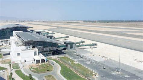 Lighting Design Alliance Salalah International Airport Oman Air Alliance