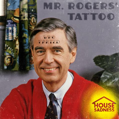 fred rogers tattoos mr rogers pictures to pin on tattooskid