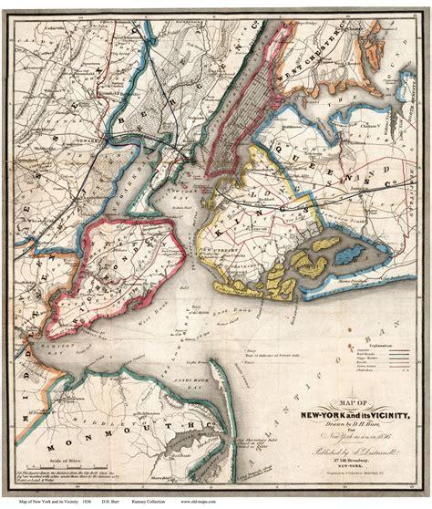 map of new york and surrounding areas maps of manhattan new york city