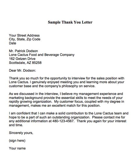 thank you letter after nursing internship thank you letter after teaching offer cover letter