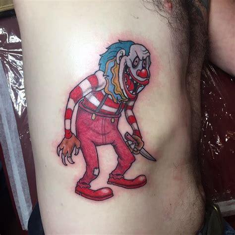 clown tattoos for men 27 clown designs ideas design trends premium
