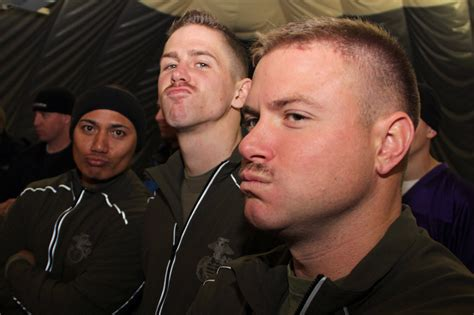 marine corps grooming standards for men and women image gallery marine mustache