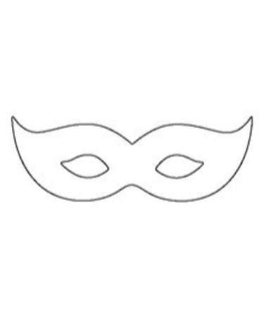 Mask Template Pdf